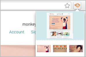 PicMonkey Extension for Chrome